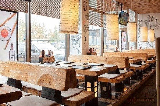 Ресторан Тануки - фотография 10