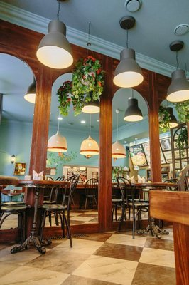 Ресторан Una - фотография 5