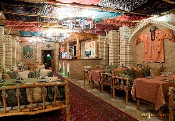 Ресторан Древняя Бухара - фотография 3