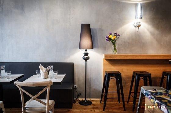 Ресторан Общество чистых тарелок - фотография 9