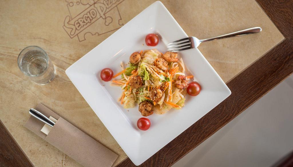Ресторан Sergio Pizza - фотография 12