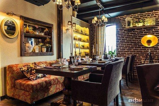 Ресторан Boho-chic Bar - фотография 16