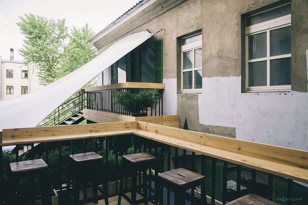 Ресторан Heineken Bar - фотография 16