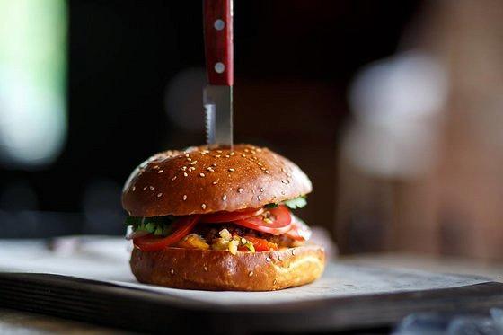 Ресторан Red Burger Bar - фотография 8