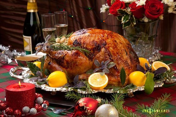 Новогодний стол года рецепты фото
