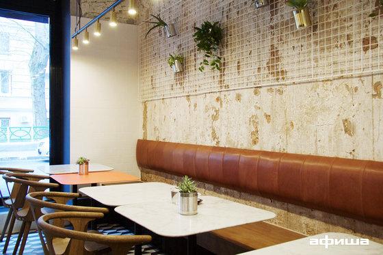 Ресторан Nude. Coffee & Wine Bar - фотография 17