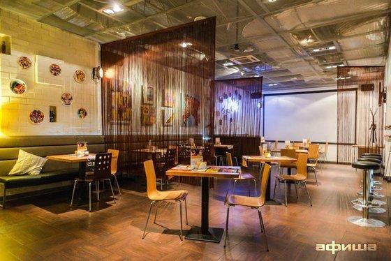 Ресторан Тарелочка чечевичного супа и один маленький, но очень хитрый сухарик - фотография 8