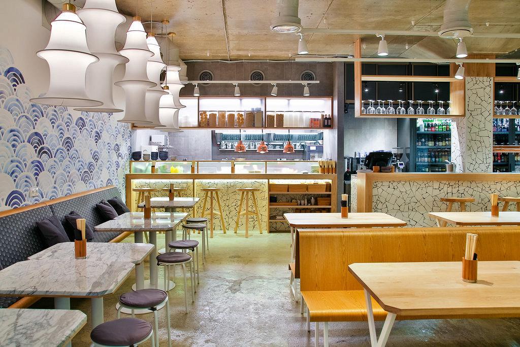 Ресторан Bao + Bar - фотография 17