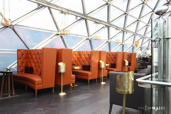 Ресторан O2 Lounge - фотография 8