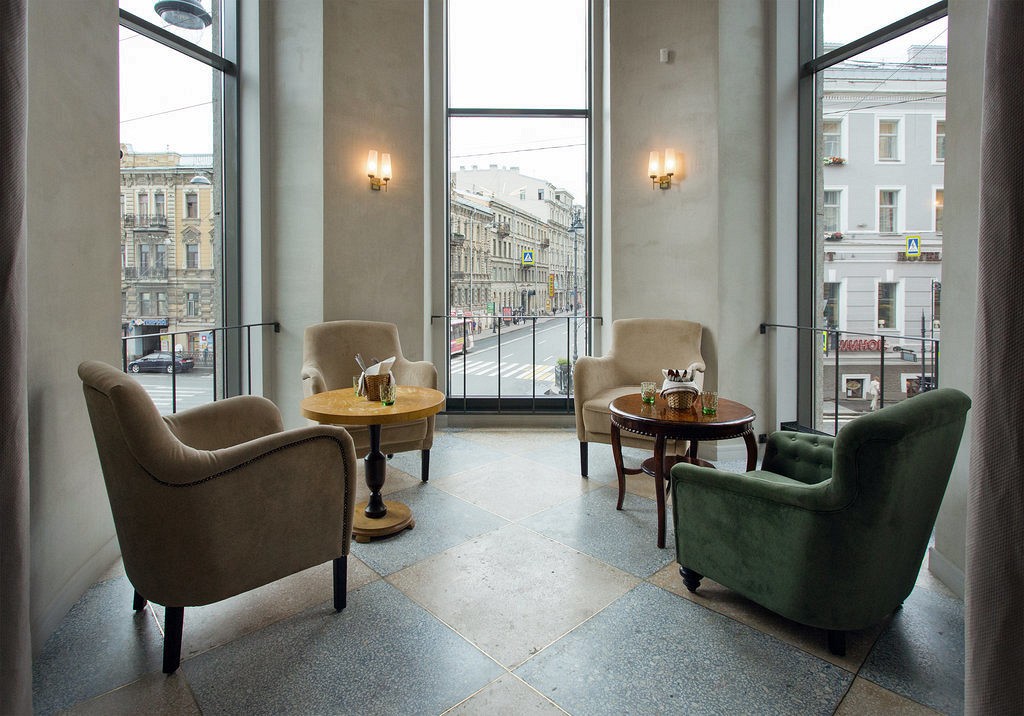 Ресторан Social Club - фотография 2