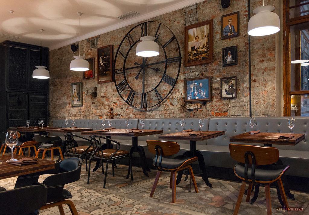 Ресторан Hamlet + Jacks - фотография 7