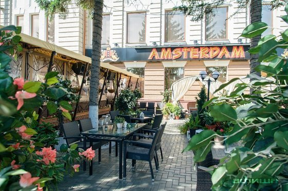 Ресторан Amsterdam - фотография 8