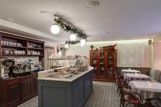 Ресторан Чайная-кондитерская «Северянин» - фотография 9