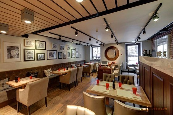 Ресторан The Square - фотография 11
