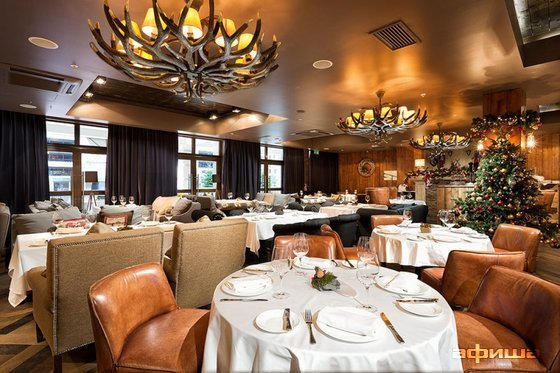 Ресторан Red Fox - фотография 4