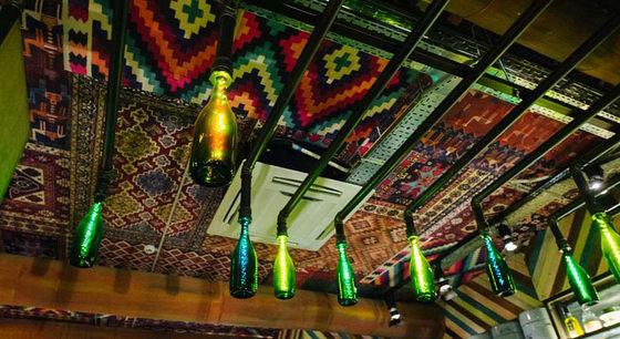 Ресторан Neft Lounge - фотография 4