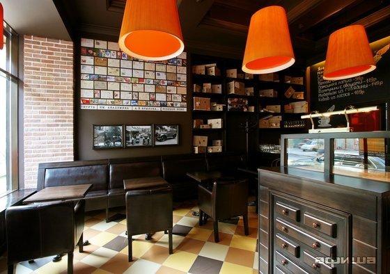 Ресторан Питькофе: Почта - фотография 5