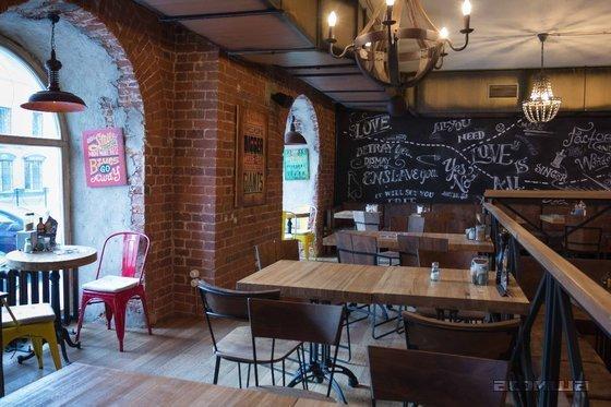 Ресторан Fabrika - фотография 11