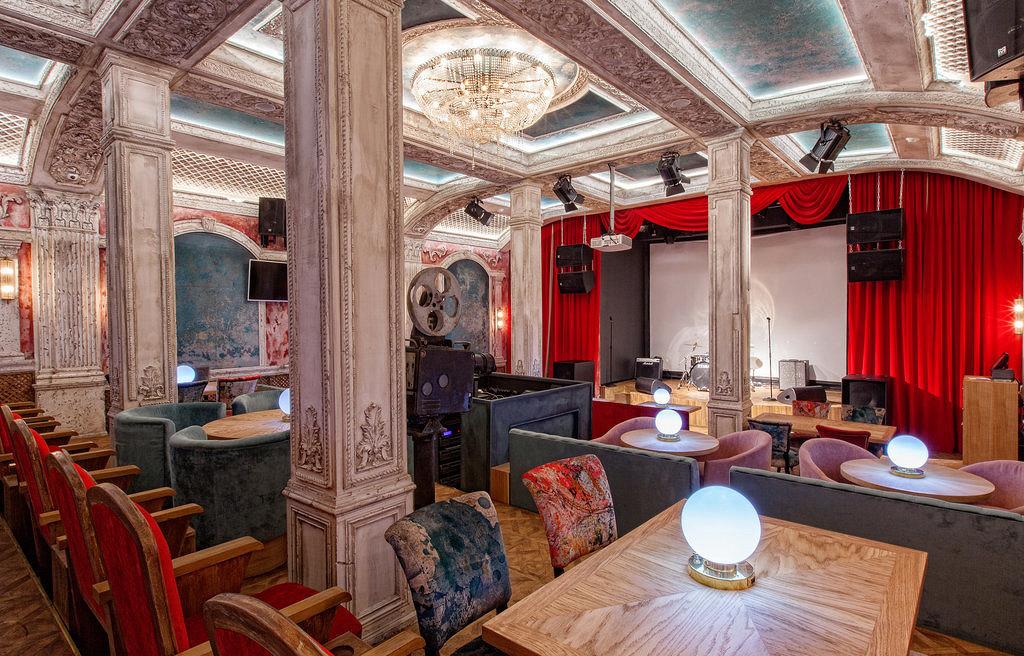 Ресторан Синематограф - фотография 32