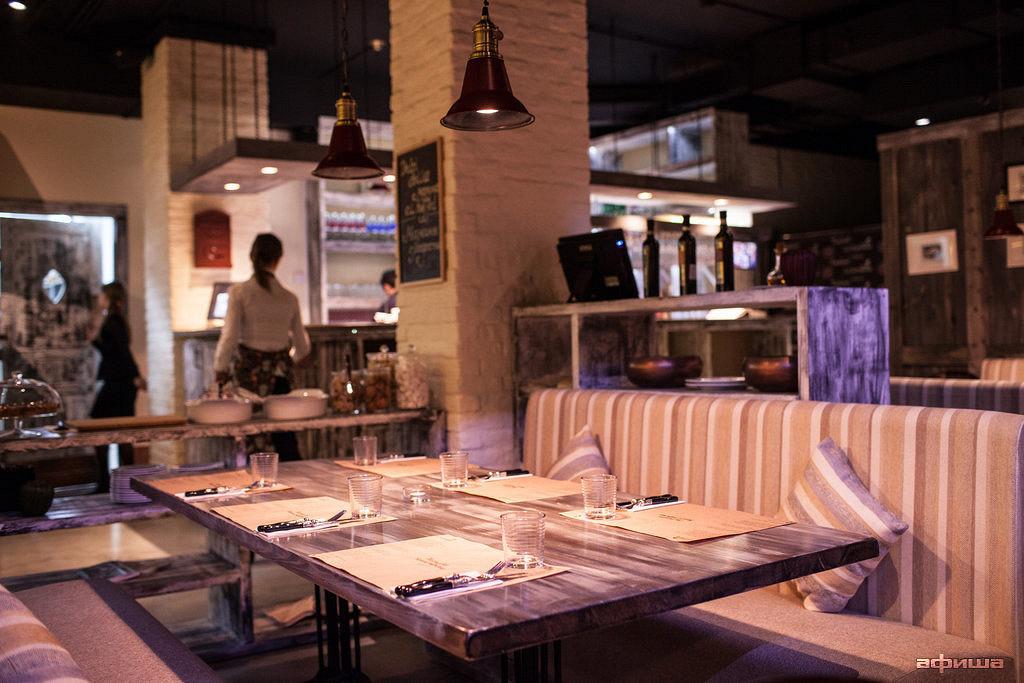 Ресторан La scarpetta - фотография 22