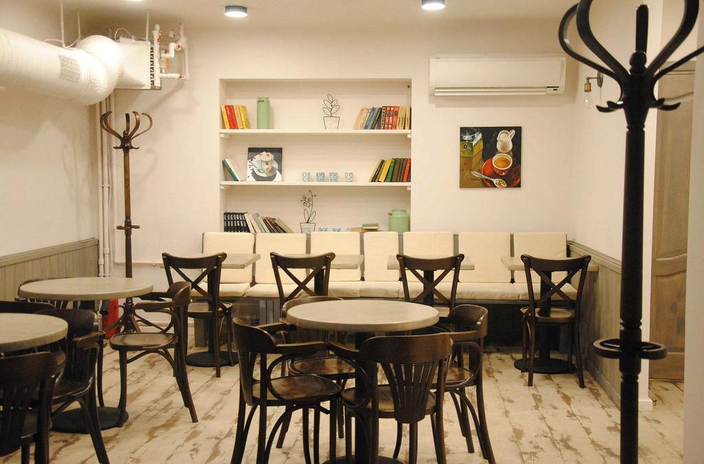 Ресторан Молоко - фотография 1