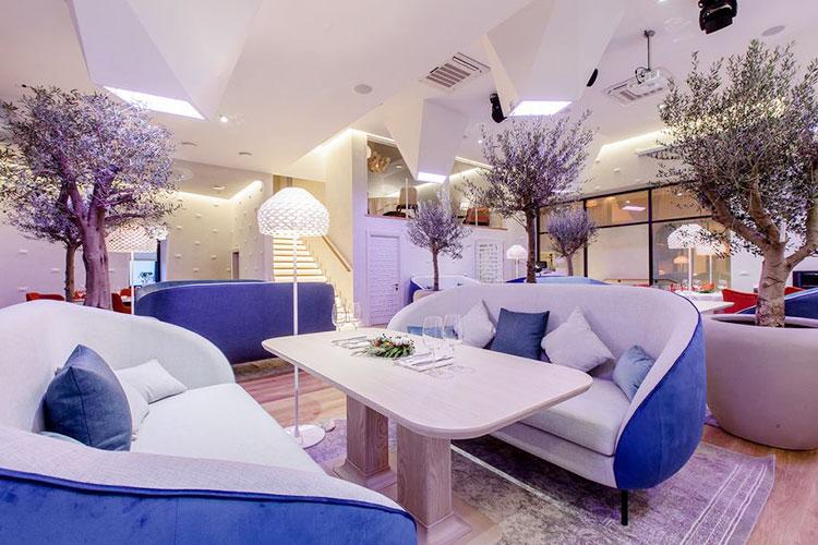 Ресторан Oxus - фотография 13