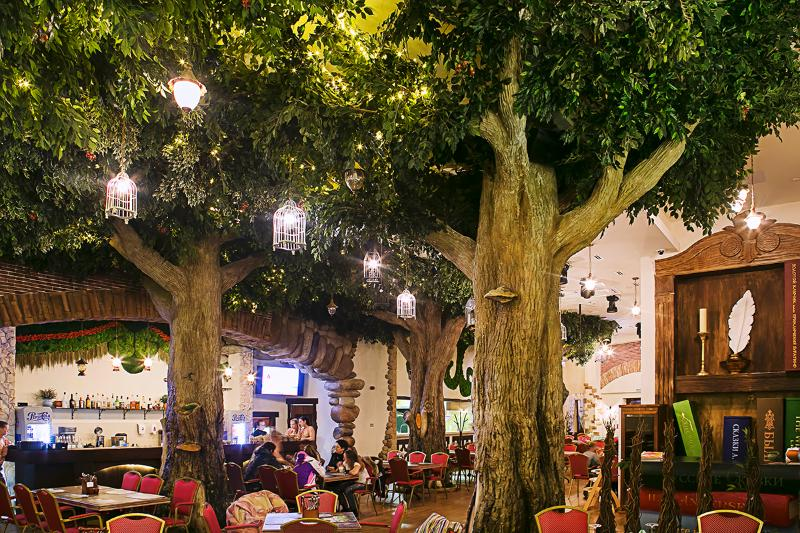 Ресторан Волшебный сад - фотография 4