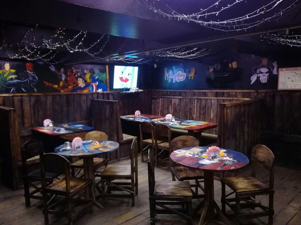 Ресторан 7 хаос - фотография 1