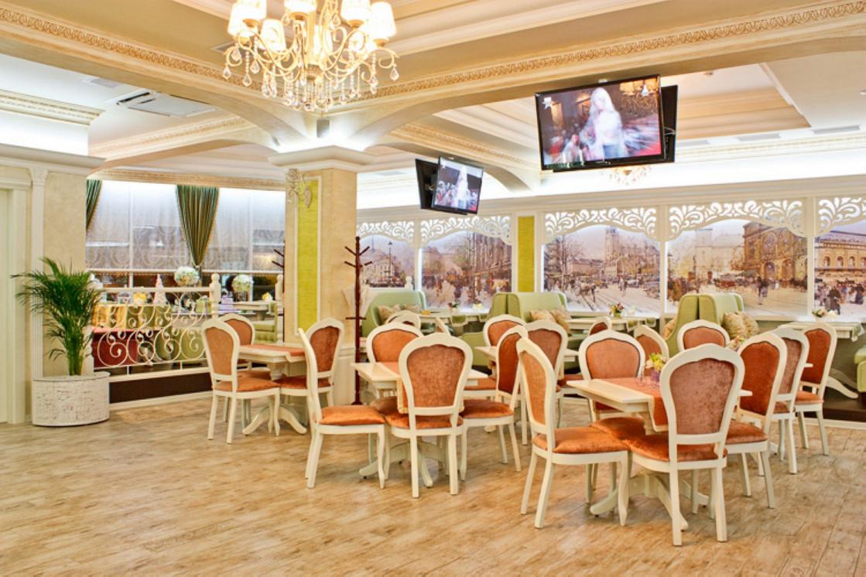 Ресторан Крема - фотография 3