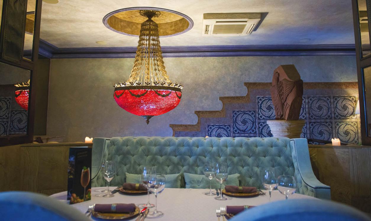 Ресторан Ноев ковчег - фотография 28