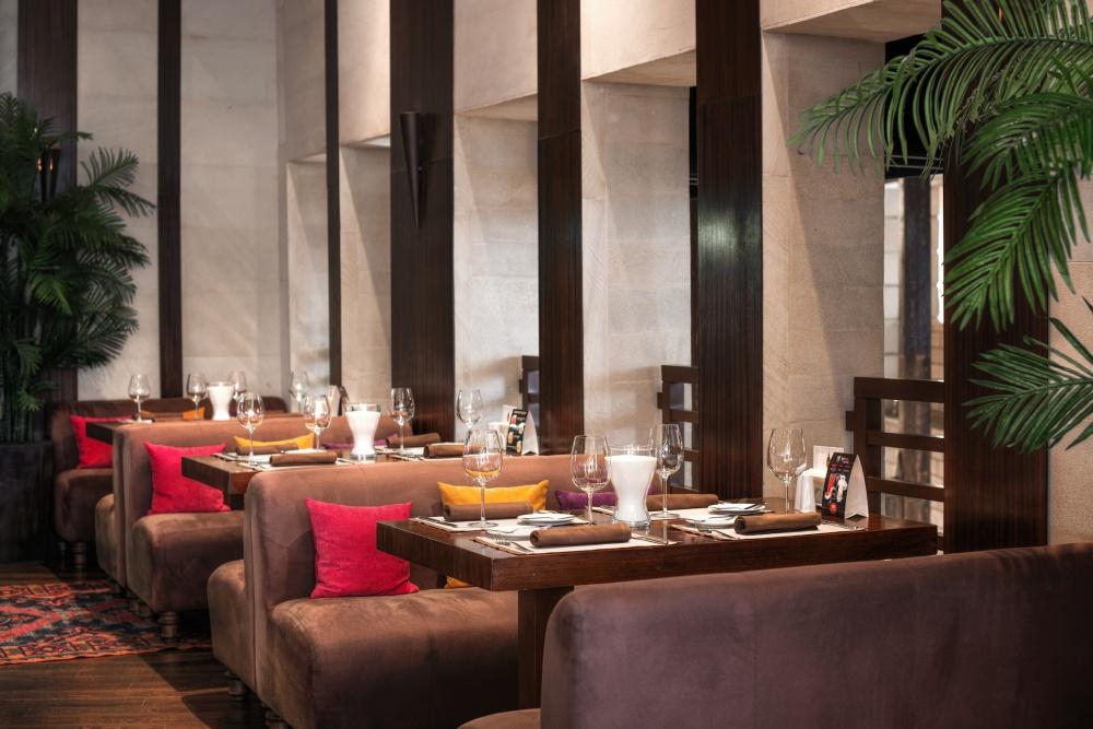 Ресторан Zafferano - фотография 2