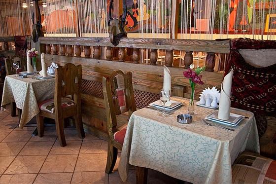 Ресторан Жажда вкуса - фотография 26 - Зал. 2-й этаж