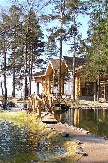 Ресторан Русская рыбалка - фотография 20