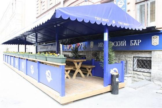 Ресторан Tara Brooch - фотография 1 - Летнее кафе