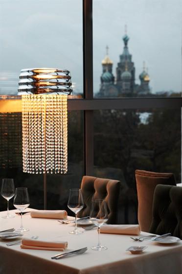 Ресторан Lumiere - фотография 2