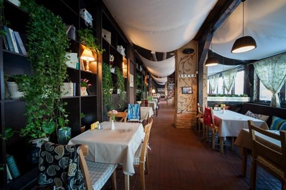 Ресторан Итальянский дворик - фотография 5