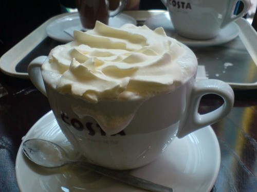 Ресторан Costa Coffee - фотография 10