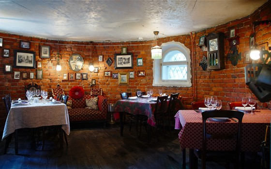 Ресторан Старая башня - фотография 3