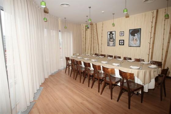 """Ресторан Каланча - фотография 6 - японский """"Бамбук"""" (20 мест) в КАЛАНЧЕ"""