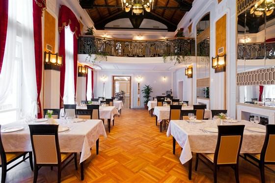 Ресторан Альков - фотография 15