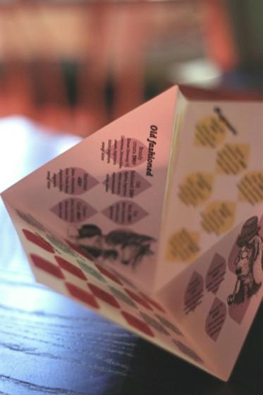 Ресторан Бурый лис и ленивый пес - фотография 11 - Коктейльная карта