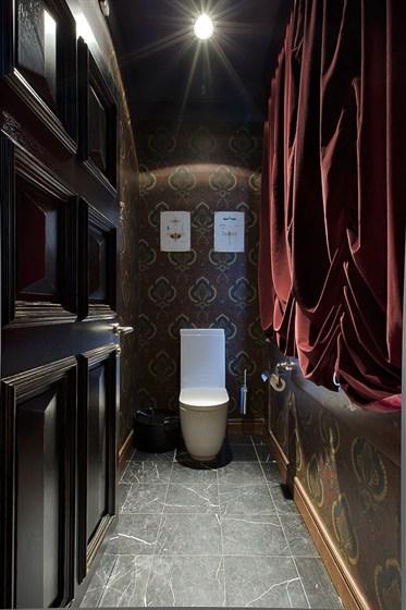 Ресторан Red Fox - фотография 23 - да. вот такой вот туалет