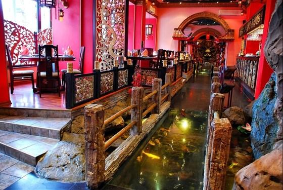Ресторан Храм дракона - фотография 11