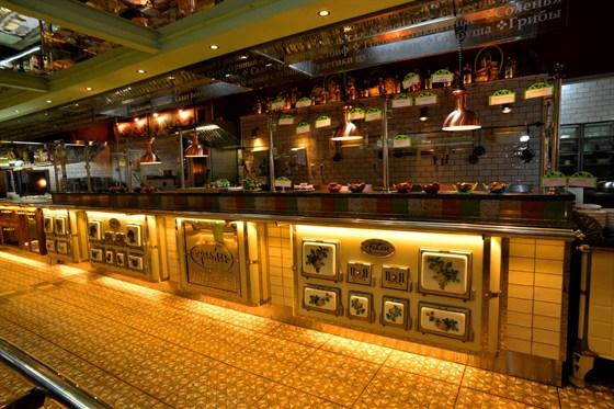 Ресторан Грабли - фотография 10 - грабли