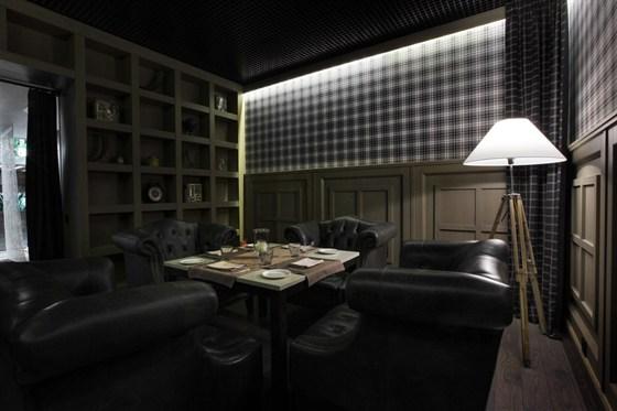 Ресторан Пианино - фотография 7 - VIP кабинет