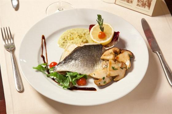 Ресторан L'altro Bosco Café - фотография 27