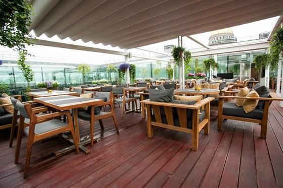 Ресторан Мансарда - фотография 8