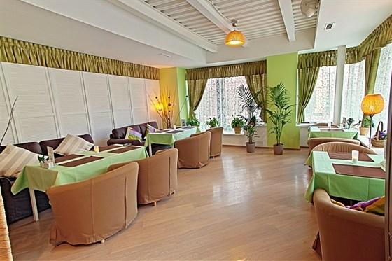 """Ресторан Теплица - фотография 2 - Кафе """"ТепЛица"""""""