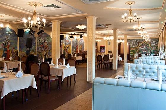 Ресторан Хамса - фотография 9