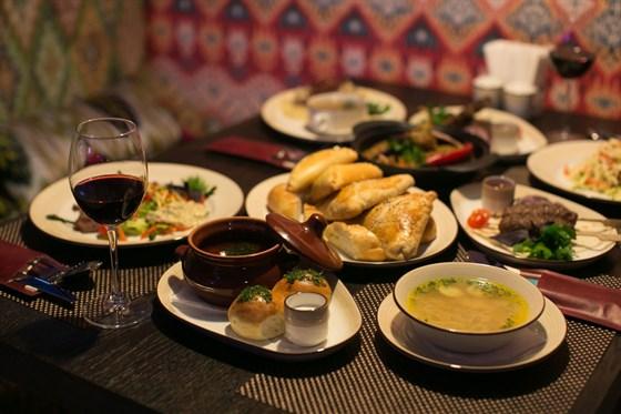 Ресторан Халат - фотография 4